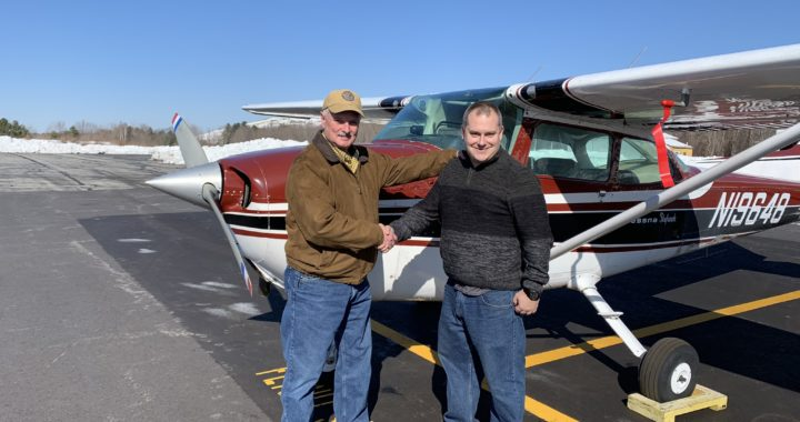 March 2019 Norby Aviation LLC Professional Flight